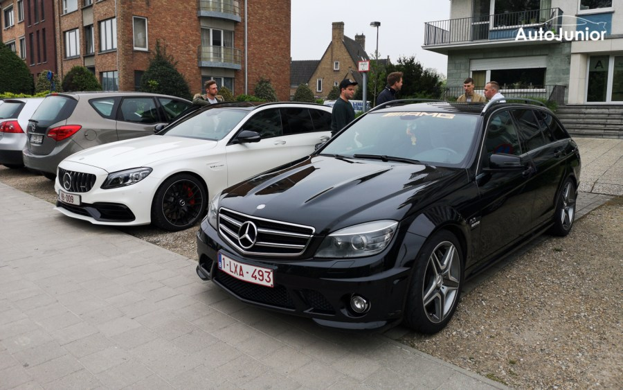 AMG factory