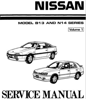 Nissan atlas workshop manual