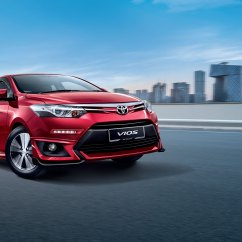 All New Camry 2018 Malaysia Harga Grand Veloz 1.5 A/t Toyota Vios Facelift To Launch In India