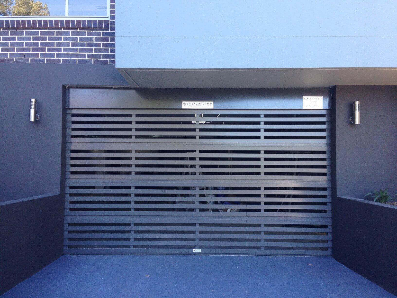 Basement Entry Garage Doors  Sydney  Autolift Garage Doors