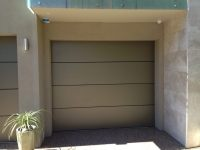 Composite Panel Sectional Overhead Door