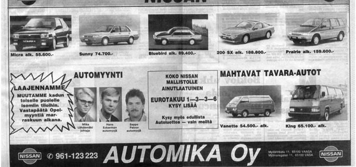 autoliike lähdemäki historia kuva 10