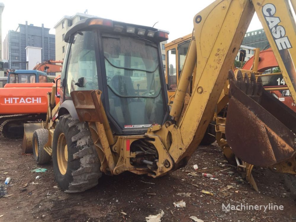 medium resolution of photo case 580m backhoe loader