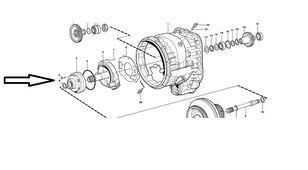 Skrzynie biegów USED 2011 ZF 4WG-210 TRANSMISSION AND