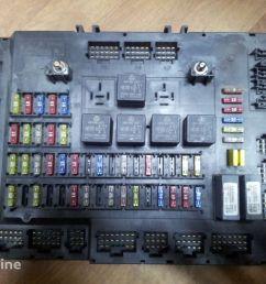 mercedes benz actros mp4 euro6 grundmodul fuse box relay box  [ 1024 x 768 Pixel ]