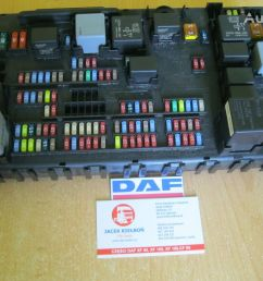 daf fuse block for daf xf 106 tractor unit [ 1024 x 768 Pixel ]