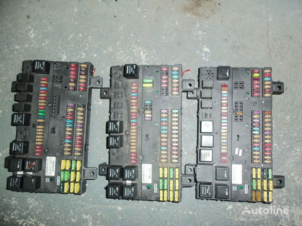 medium resolution of volvo fuse and relay center central electrical box 20568055 217 20568055 21732199 fuse blocks for volvo fh13 tractor unit for sale from lithuania