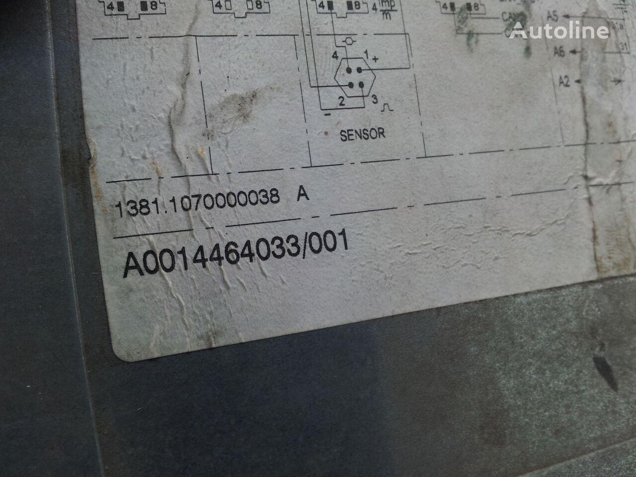 lucas kienzle tachograph wiring diagram dsl home run vdo 1318 best library mercedes benz type 1381 24v digital dtco 0024461833 rh autoline info pages