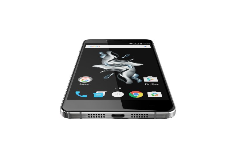 OnePlus x bottom