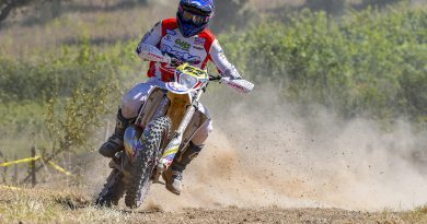 Beta Portugal regressou ao trono de Enduro