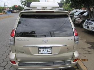 Toyota Land Cruiser Prado en Managua 2006 (4)