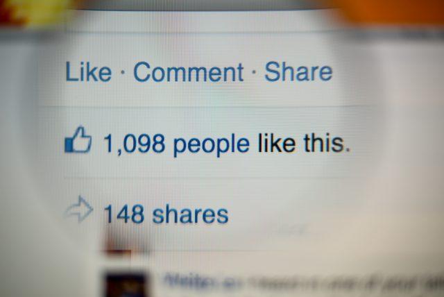 Como fazer uma transmissão ao vivo pelo Facebook: Os comentários