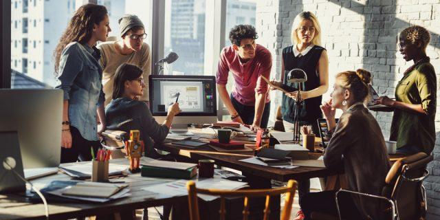 Agile Marketing: Aprendizado validado na prática sobre opiniões e convenções