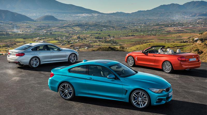 La nueva Serie 4 de BMW