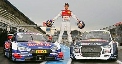 Piloto de Audi Mattias Ekström competirá en DTM en Norisring