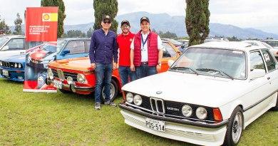 BMW Auto Club del Ecuador y Primax aportan a la comunidad