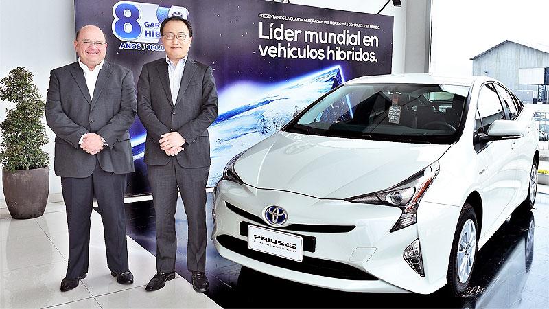 Toyota 1ra automotriz que forma parte del Pacto Global Ecuador