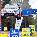 WRC: Doblete del piloto estonio Ott Tänak con Toyota