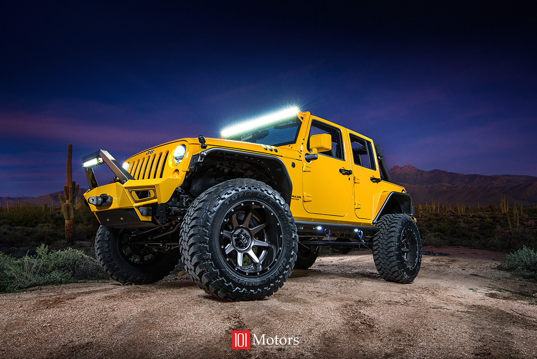 Custom Jeep Builders Arizona  Custom Jeep shop  101 Motors