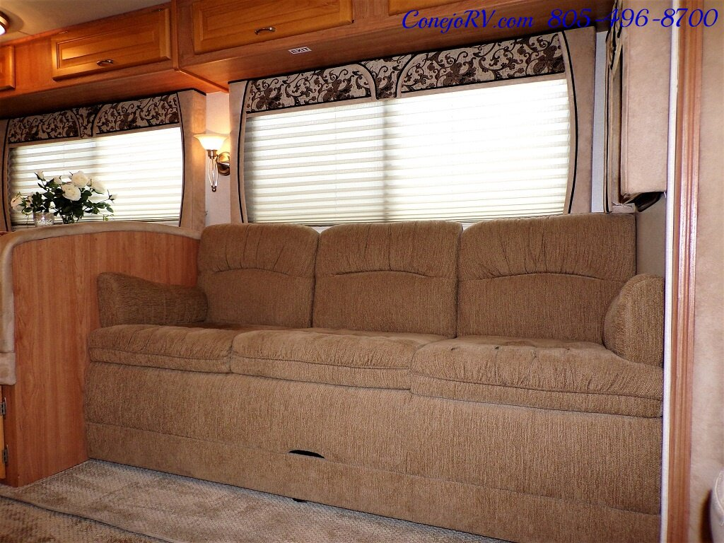 hight resolution of 2008 national sea breeze 32b double slide outs full body paint photo 8 thousand