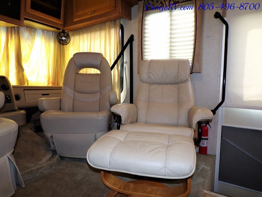 medium resolution of 2008 national sea breeze 32b double slide outs full body paint photo 13 thousand
