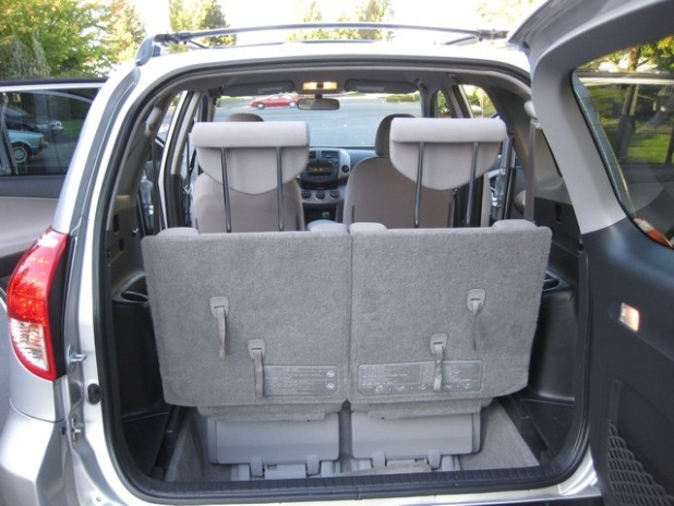 Toyota Rav4 3rd Row Ebay: Rav4 3 Row Seating