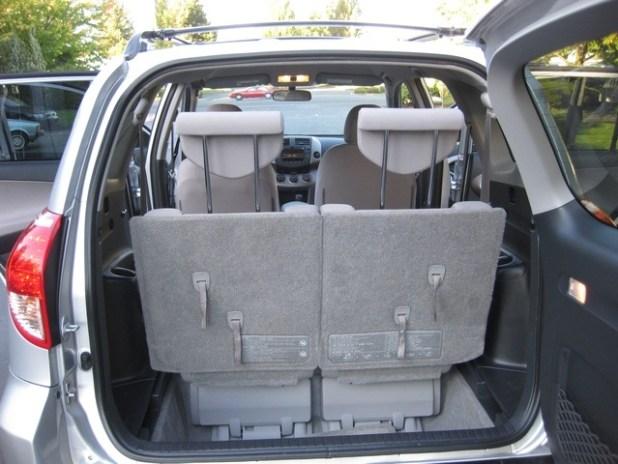 rav4 3 row seating. Black Bedroom Furniture Sets. Home Design Ideas
