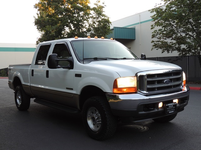 2001 Ford F-250 Super Duty Lariat/4X4/7.3L Diesel /1-Owner