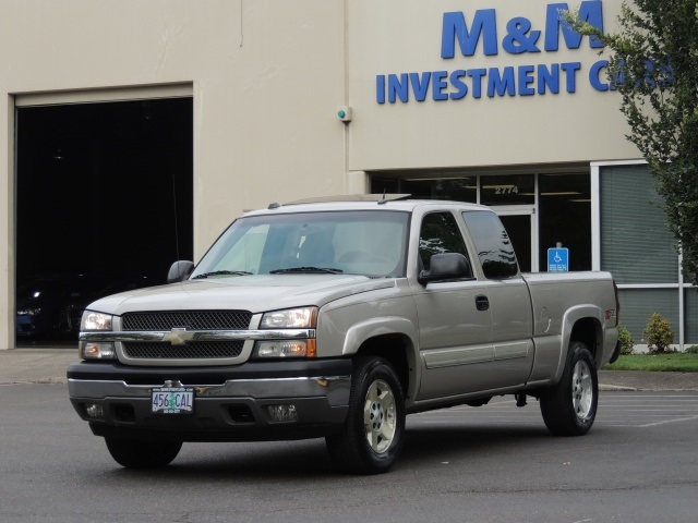 Electrical Power Problem I Have A 2005 Chevy Silverado And The