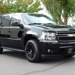 Captain Chairs Suv French Country Dining Room 2008 Chevrolet Tahoe Lt 3rd Seats Rear Dvd Photo