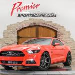 2015 Ford Mustang Gt Premium 50th Anniversary Twin Turbo