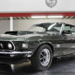 1969 Ford Mustang Boss 429 Numbers Matching For Sale In Rancho Cordova Ca Stock 103555
