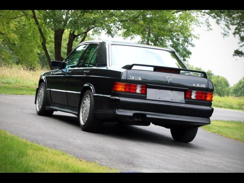 small resolution of 1987 mercedes benz 190 e 2 3 16 photo 10 1987