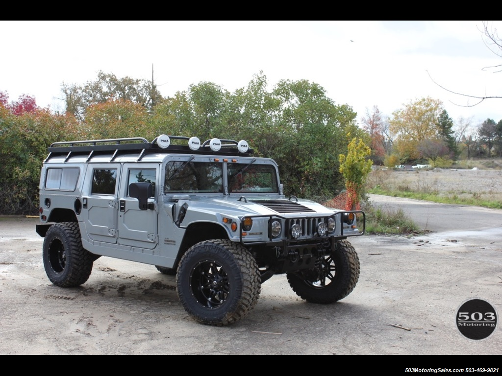 hight resolution of service manual 2000 hummer h1 trim removal window