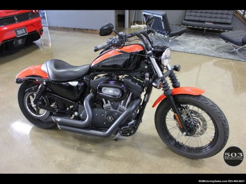 small resolution of 2007 harley davidson sportster nightster photo 1 beaverton or 97005
