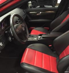 2008 mercede c300 interior [ 1024 x 768 Pixel ]