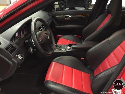 small resolution of 2008 mercede c300 interior