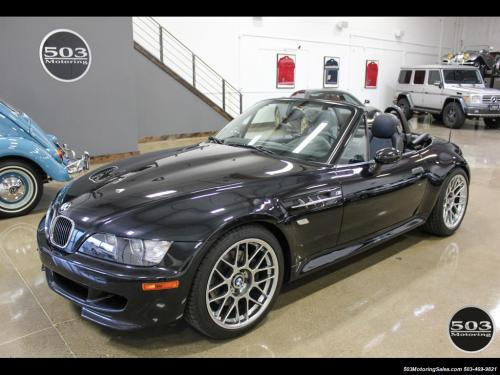small resolution of 2000 bmw m roadster cosmos black black w only 40k miles