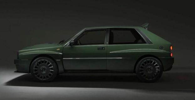 Lancia Delta Futurista - najavljena je proizvodnja male serije od samo 20 primjeraka