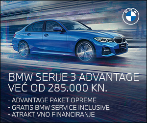BMW Serije 3 Advantage