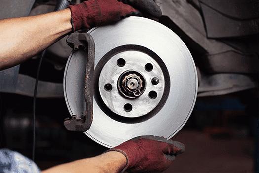 Manual Manual Mazda BT 50 Cambio de Frenos