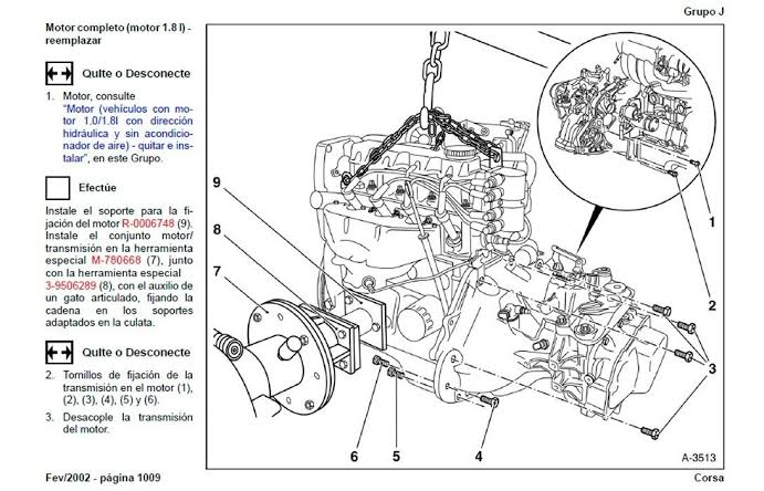 Manual Ford Mustang 2006-2007 de Reparación y Servicio