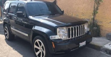 Manual de Usuario JEEP Liberty 2009 en PDF Gratis