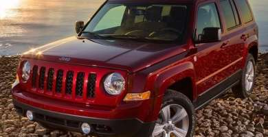 Manual de Usuario JEEP Patriot 2007 en PDF Gratis