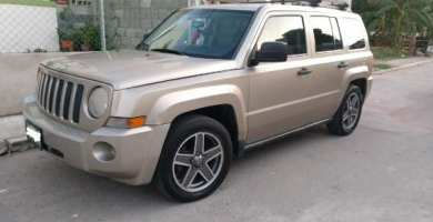Manual de Usuario JEEP Patriot 2009 en PDF Gratis