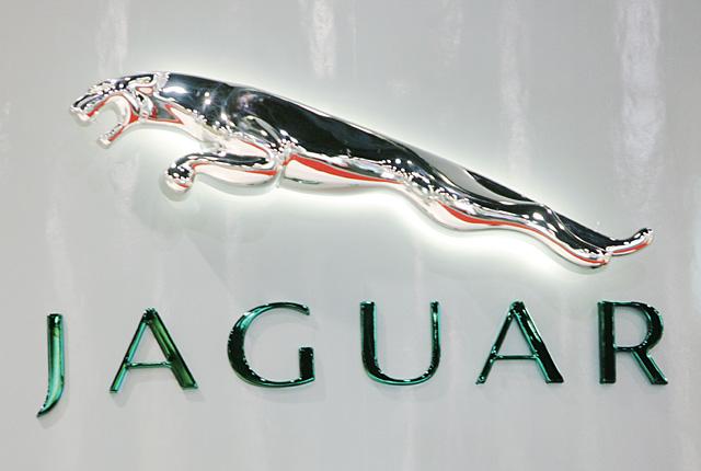 Jaguar logo, embléma, jel