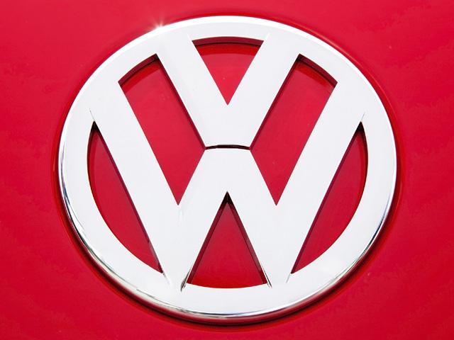 VW embléma