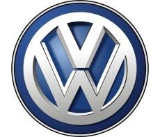 Volkswagen autó embléma