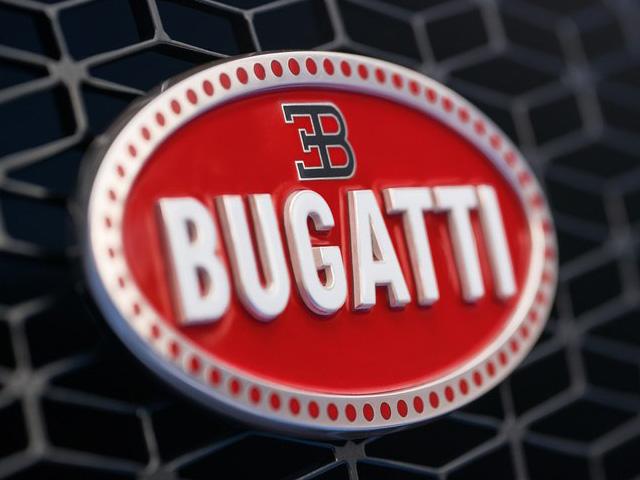 Bugatti jelvény