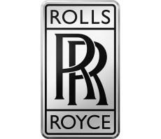 Rolls Royce autó embléma
